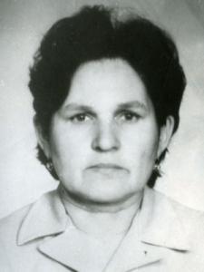 Я Ищу: Шахмельян Валентина 1935 г.р.