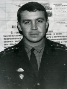 Я Ищу: Самусев Валерий 1968 г.р.