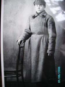 Я Ищу: Новожилов Николай 1908 г.р.