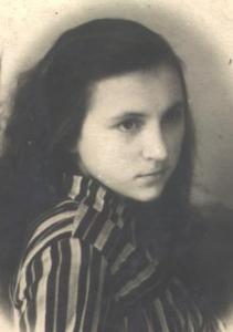 Я Ищу: Лоботрясова Людмила 1934 г.р.