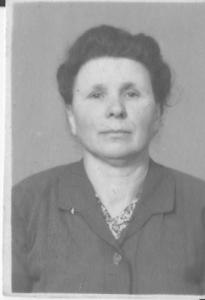 Я Ищу: Юдина Клавдия 1925 г.р.