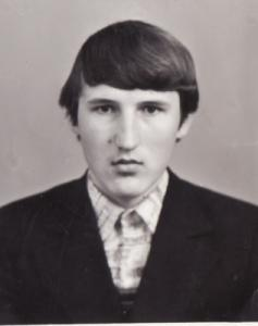Я Ищу: Лаврененко Юрий 1962 г.р.