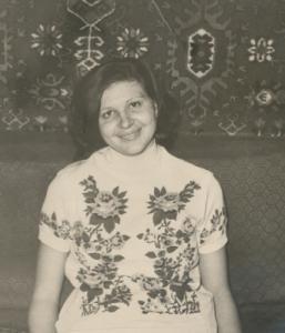 Я Ищу: Попова Татьяна 1969 г.р.