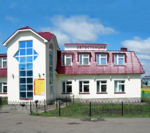 Батырево и Батыревский район