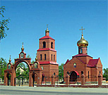Адамовка и Адамовский район