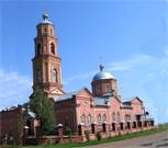 Шарлык и Шарлыкский район