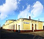 Октябрьск и городской округ Октябрьск