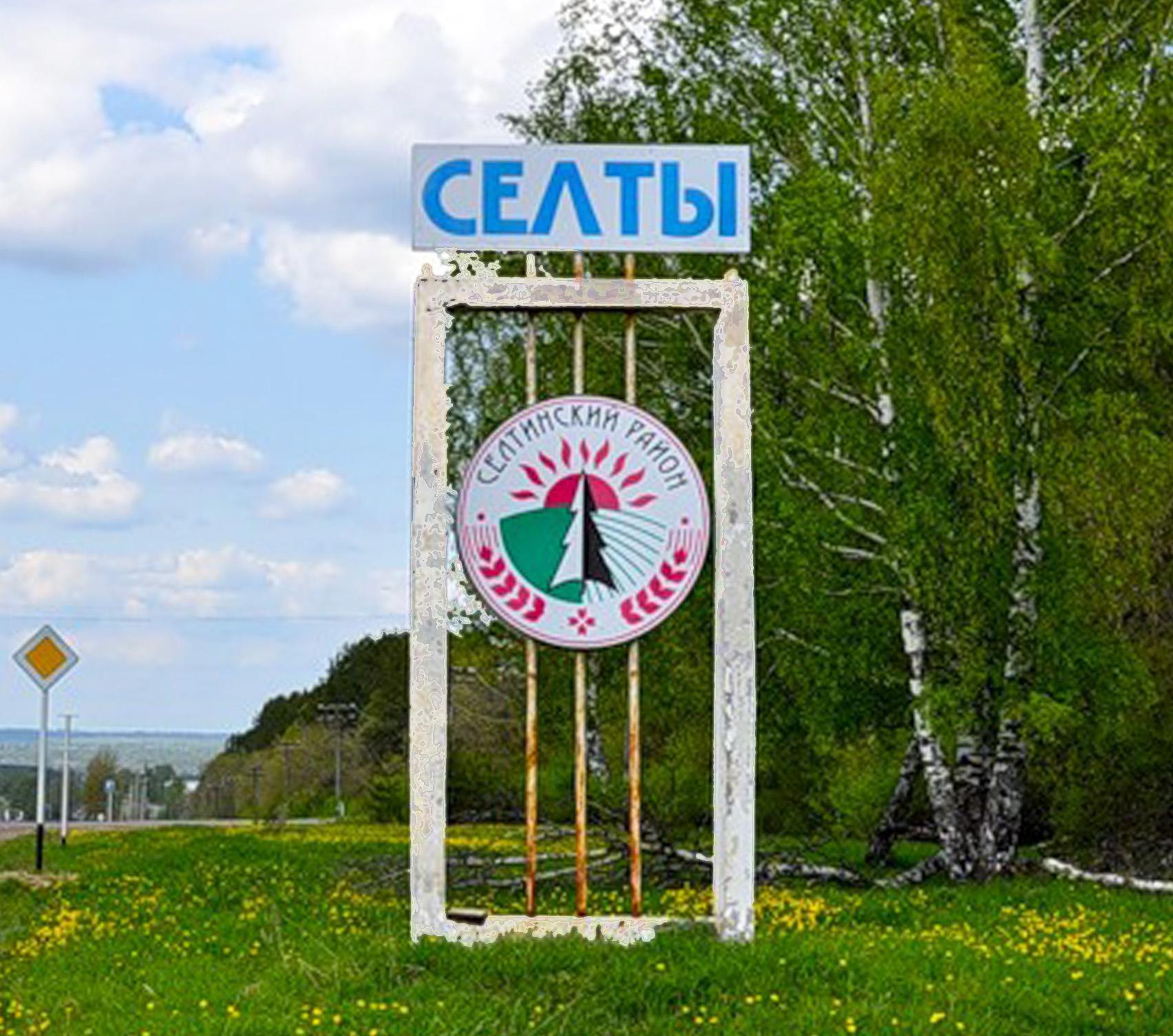 Селты и Селтинский район