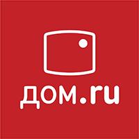 ДОМ.РУ, логотип
