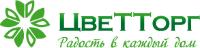 Логотип ЦВЕТТОРГ