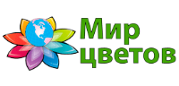 Логотип МИР ЦВЕТОВ