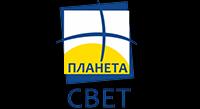 Логотип ПЛАНЕТА СВЕТ