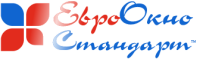 Логотип ЕВРООКНО СТАНДАРТ
